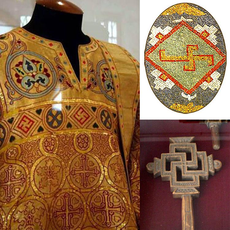 Крест гамматический