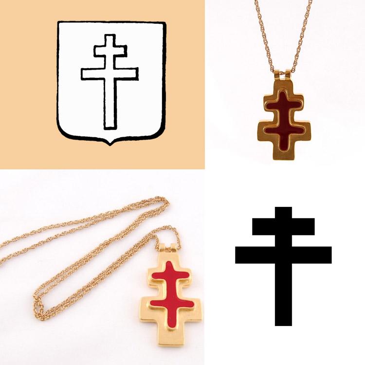 Патриарший крест или